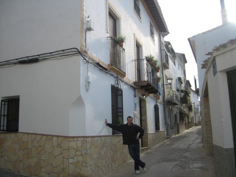 Casa Tío José María, Hinojares