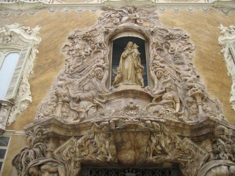 Palacio del Marqués de Dos Aguas, Valencia