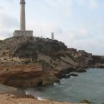 Región de Murcia, anochecer en Cabo de Palos