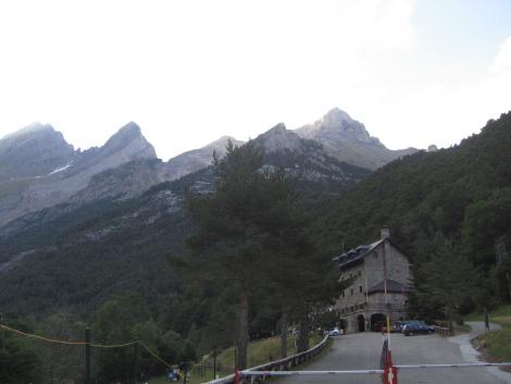 Parador Nacional del Monte Perdido