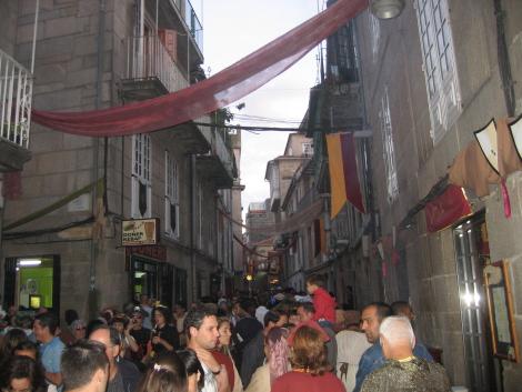 Calle Real, Feira Franca