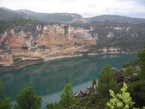 Pantano de Santolea, Teruel