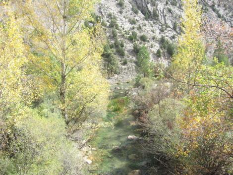 Rio Guadalote, Maestrazgo