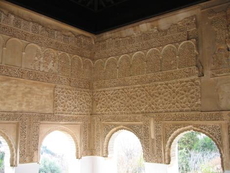Alhambra - Jardines del Generalife