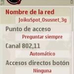 Convierte tu móvil 3G en un punto de acceso wifi con JoikuSpot