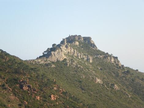 Castillo Montornés