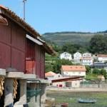 Pontevedra, Combarro, Santiago, playas y los Cañones del Sil (Verano 2009 I)